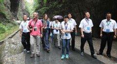 野三坡农家院 联合国部长前往野三坡