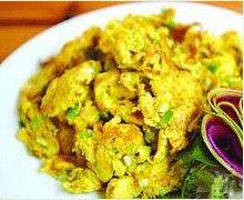野三坡美食特产--柴鸡蛋